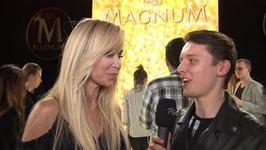 Joanna Przetakiewicz pokazała najlepsze kreacje marki La Mania podczas imprezy Magnum. Co jeszcze działo się za kulisami?