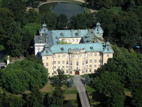 Pałac w Rydzynie obecnie