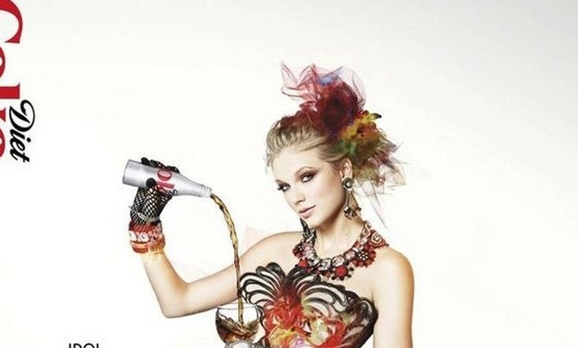 Taylor Swift w kampani dietetycznej Coca Coli