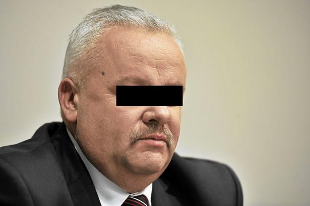 Marszałek województwa podkarpackiego Mirosław K.