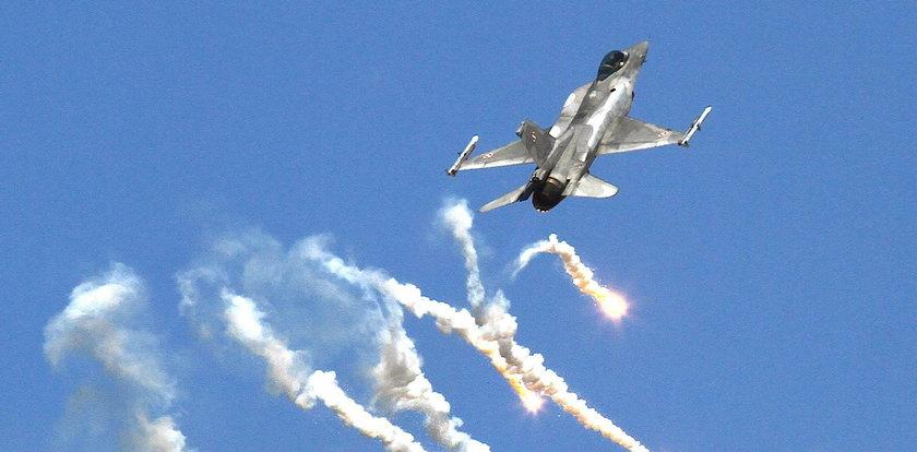 Air show na koniec wakacji w Jasionce