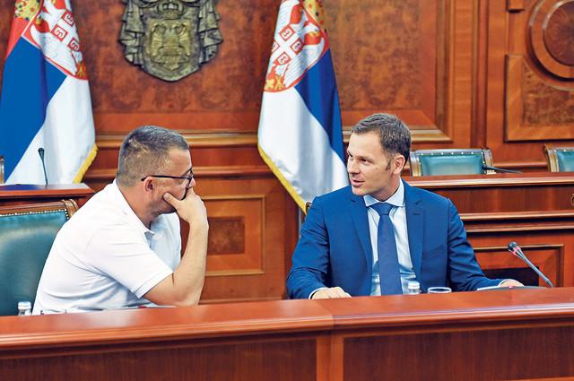 Branislav Nedimović i Siniša Mali su sigurni članovi i narednog kabineta kojim će rukovoditi Ana Brnabić