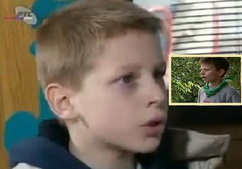 """Sada se bori sa zaštitu životinja, a u """"Srećnim ljudima""""  je mučio malog Necu: Ovako danas izgleda dečak iz serije! FOTO"""