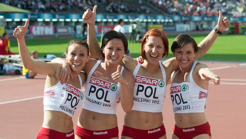 Polki zdobyły brąz w Helsinkach