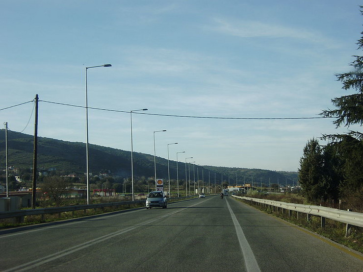 put grčka