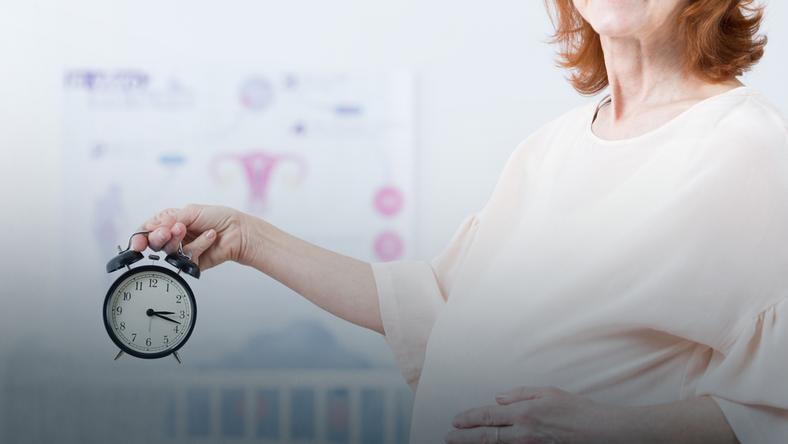 Ciąża po 50 roku życia - Dziecko
