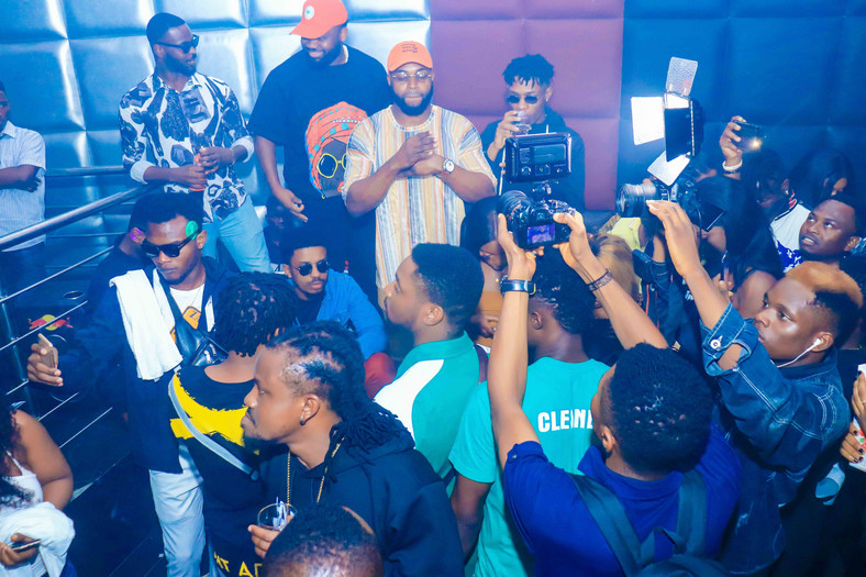 Remy Martin brought the ultimate party experience 'At The