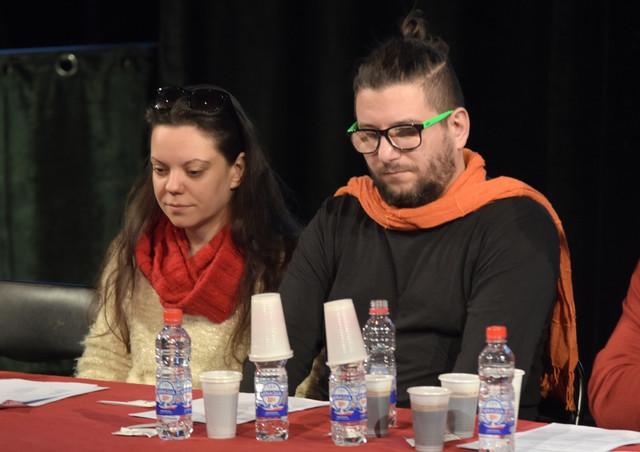 Jovana Mišković i Nikola Zavišić