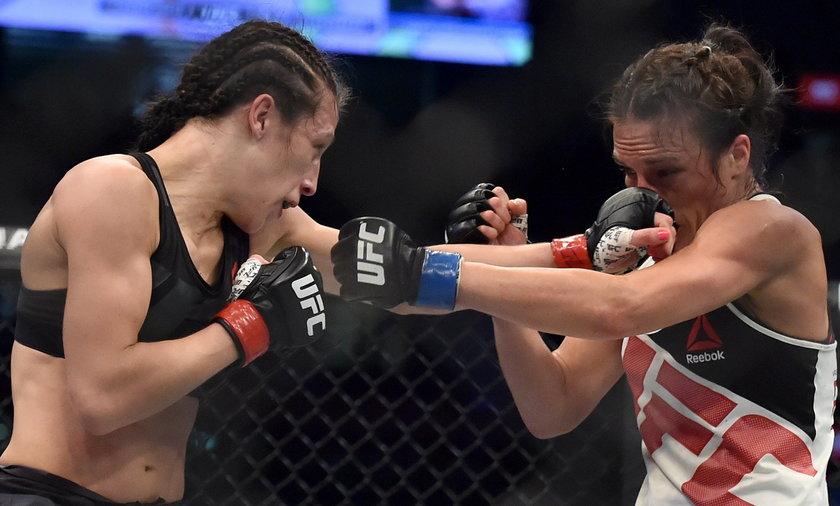 Jędrzejczyk zlała następną rywalkę. Wielka sensacja na gali UFC!