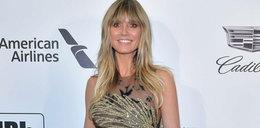 Heidi Klum podzieliła się intymnym momentem. Na nagraniu gołe piersi i...