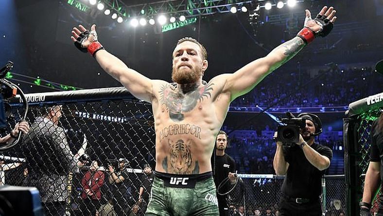 Conor McGregor (Getty Images)