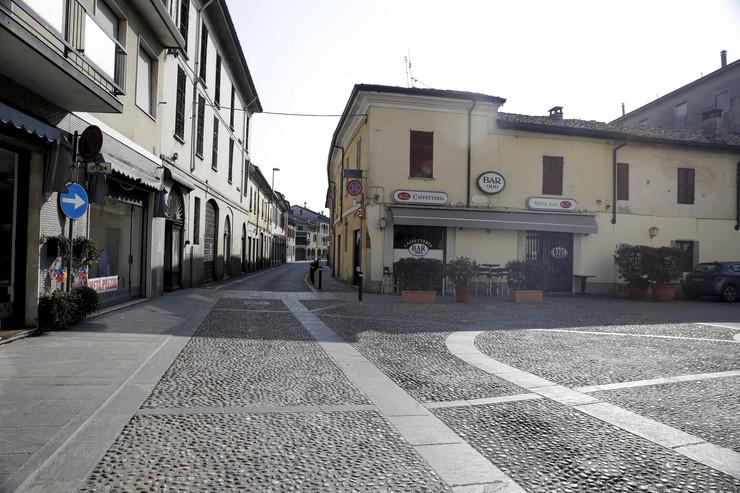 Italija korona virus