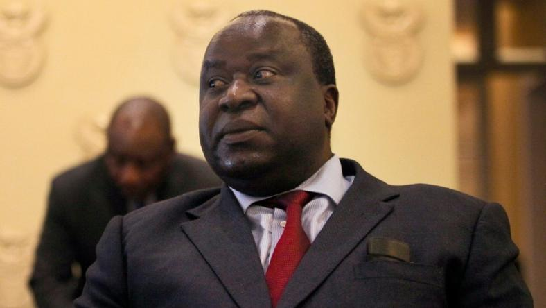 South African Finance Minister Tito Mboweni will deliver his maiden budget on Wednesday under pressure over the country's troubled state power utility Eskom