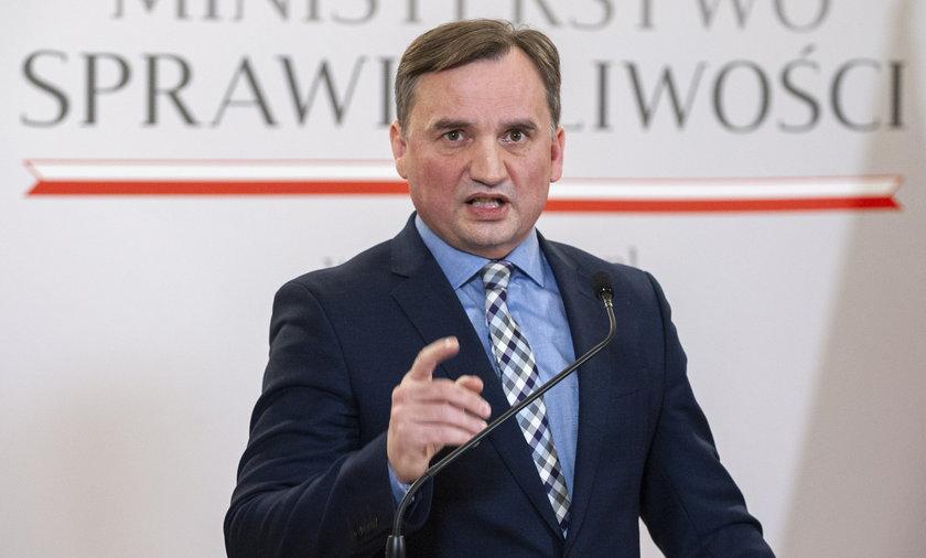 Zbigniew Ziobro: będą wyższe kary za zabójstwo