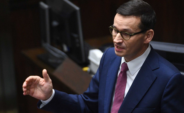 W czwartek przed południem prezydent Andrzej Duda podczas specjalnej uroczystości w Pałacu Prezydenckim desygnował Mateusza Morawieckiego na premiera i powierzył mu misję utworzenia rządu.