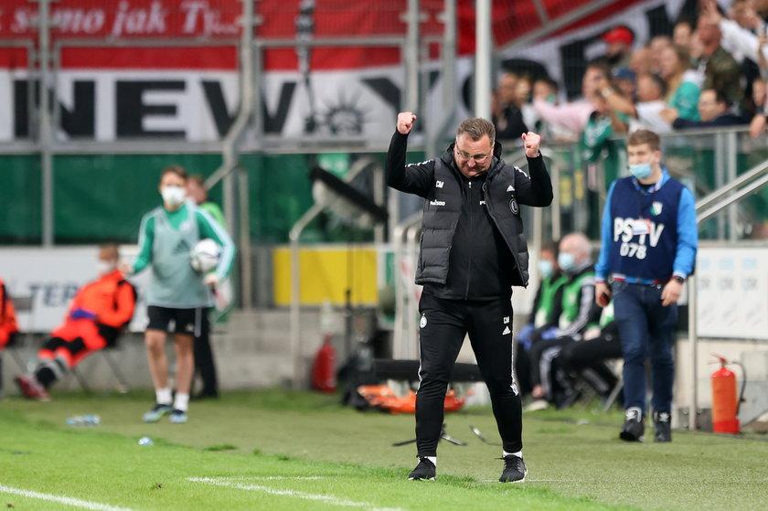 W maju Legia obroniła tytuł czempiona kraju, a w sierpniu awansowała do fazy grupowej Ligi Europy.