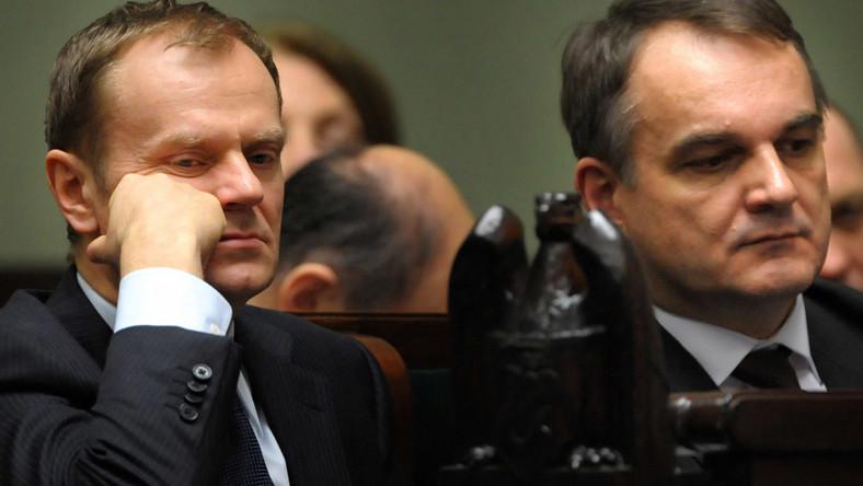 Lider PSL nie szczędzi krytyki Tuskowi