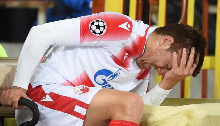 FK Crvena zvezda, FK Totenhem