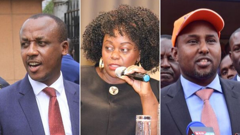 Full list of Senators and MPs nominated for presidential awards on Mashujaa Day