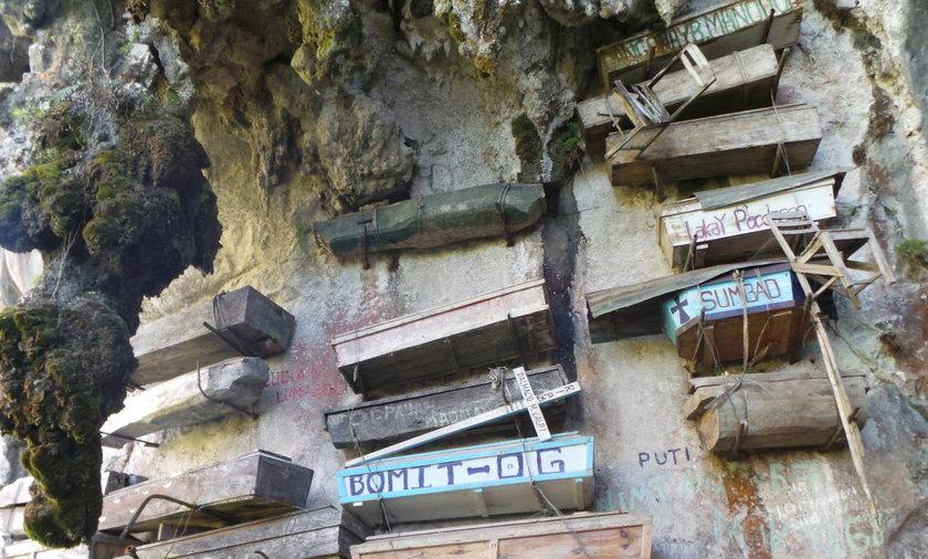 Najdziwniejsze cmentarze świata