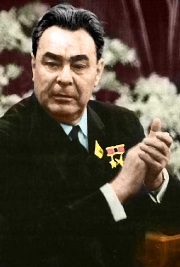 Leonid Brežnjev