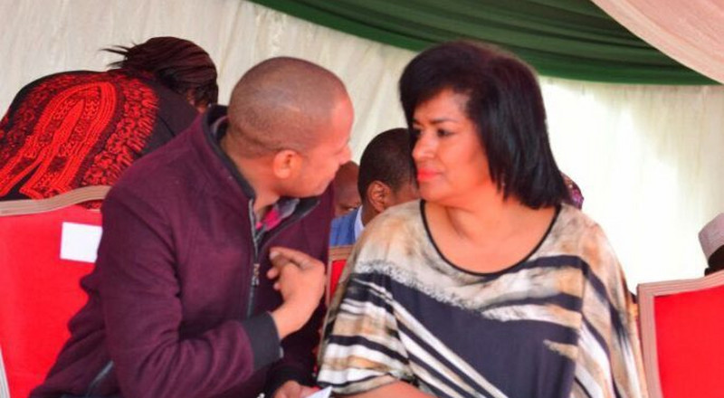 Esther Passaris in nasty exchange with Babu Owino, throws his wife into the mix after he attacked DP Ruto's ally