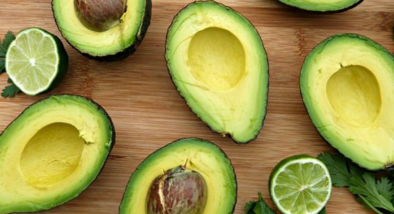 Healthy foods to eat for healthy skin