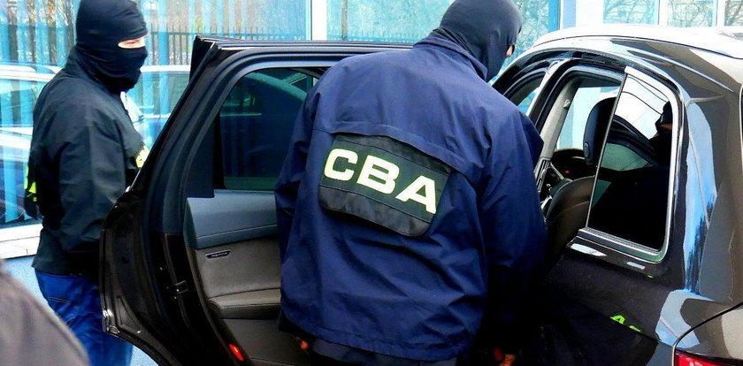 CBA zatrzymała b. senatora i jego syna