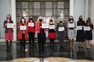 Posłanki Lewicy apelują, by Sejm zajął się projektem 'ustawy ratunkowej' ws. aborcji