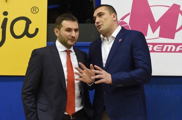 Vladimir Jovanović i Dejan Milojević