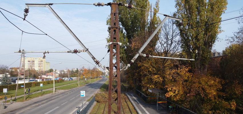 Urzędnicy obiecywali tramwaj dla Łodzi. Na razie więcej zapału mają złodzieje. Ukradli więcej sieci tramwajowej niż miasto wybudowało