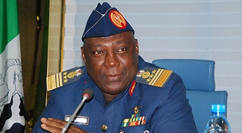 Stop spreading misinformation on Badeh, Nigerian Air Force warns the public