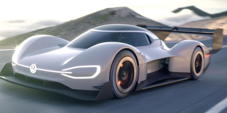 Elektryczny Volkswagen wjedzie na szczyt Pikes Peak