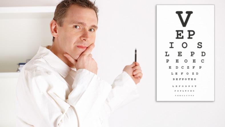Uderzenie korka od szampana w oko może spowodować uszkodzenie naczyń krwionośnych