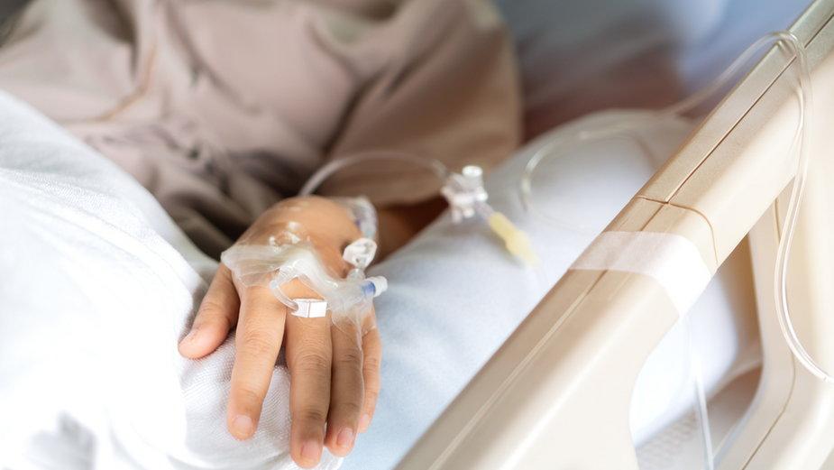 Żaden szpital nie chce przyjąć pani Hanny, choć kwalifikuje się do hospitalizacji
