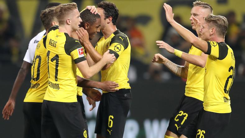 Borussia Dortmund Eintracht Frankfurt