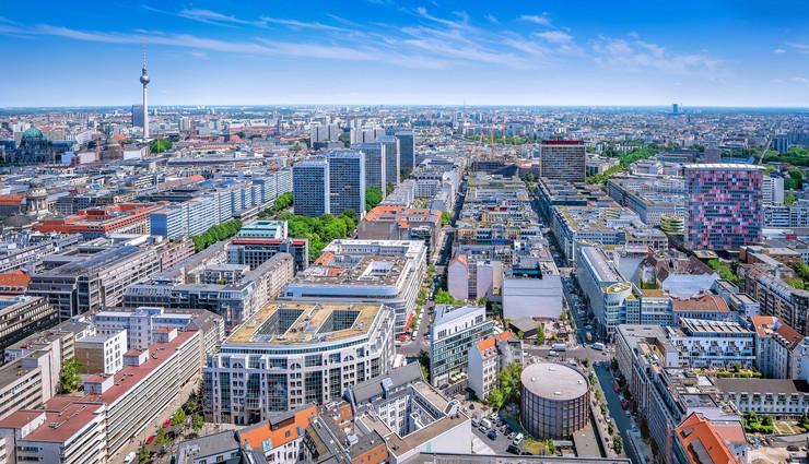 Berlin, nemačka