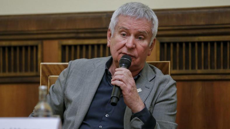 Krzysztof Materna fot. Podlewski/AKPA