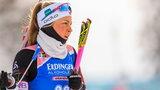 Zatrucie biathlonowej mistrzyni świata. Upadła w krowie odchody