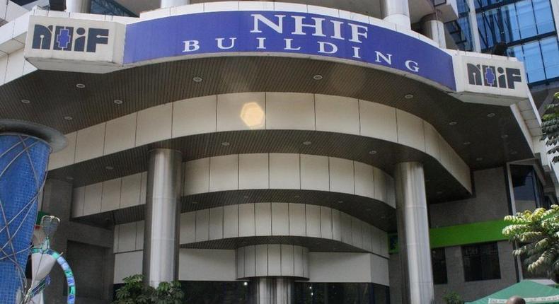 NHIF board names Dr Peter Kamunyo Gathege as the new CEO