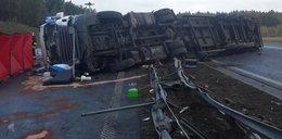 Tragedia na autostradzie A1!