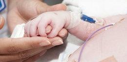 Noworodek porzucony w szpitalu w Kępnie