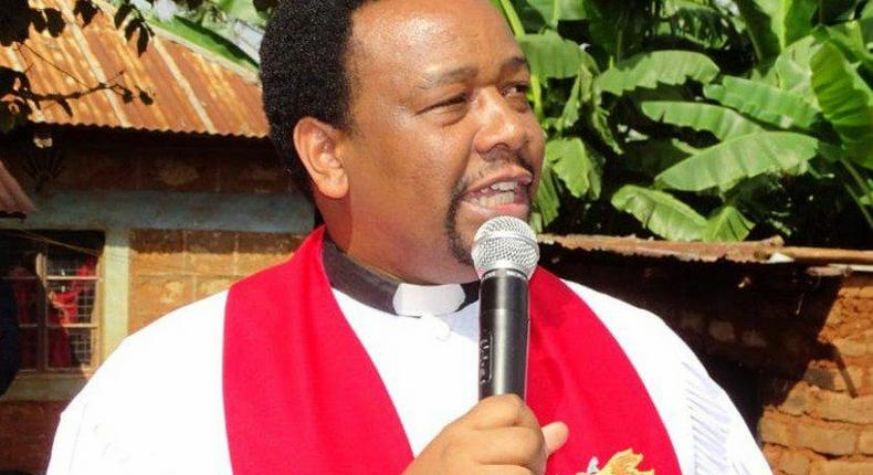 Bishop Godfrey Migwi