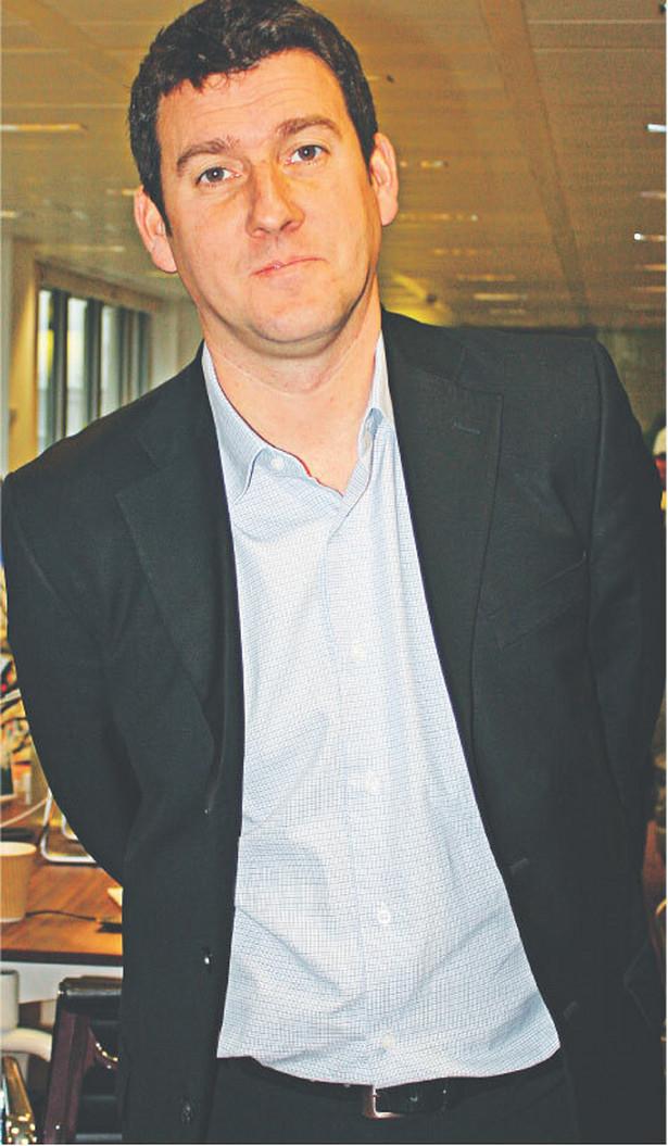 Norm Johnston, po skończeniu MBA na Duke University w 1995 roku, dołączył do pierwszej w kraju agencji digital, Modem Media, która zrewolucjonizowała przemysł reklamowy. W 1997 roku przeniósł się do Londynu, gdzie otworzył filię zagraniczną Moden Media. Dołączył do Mindshare w roku 2007 r. Fot. Arch.