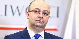 """Wiceminister sprawiedliwości usunięty z """"Iustitii"""""""