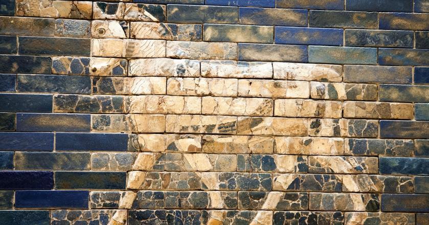 Babilon był starożytnym miastem na terenie dzisiejszego Iraku