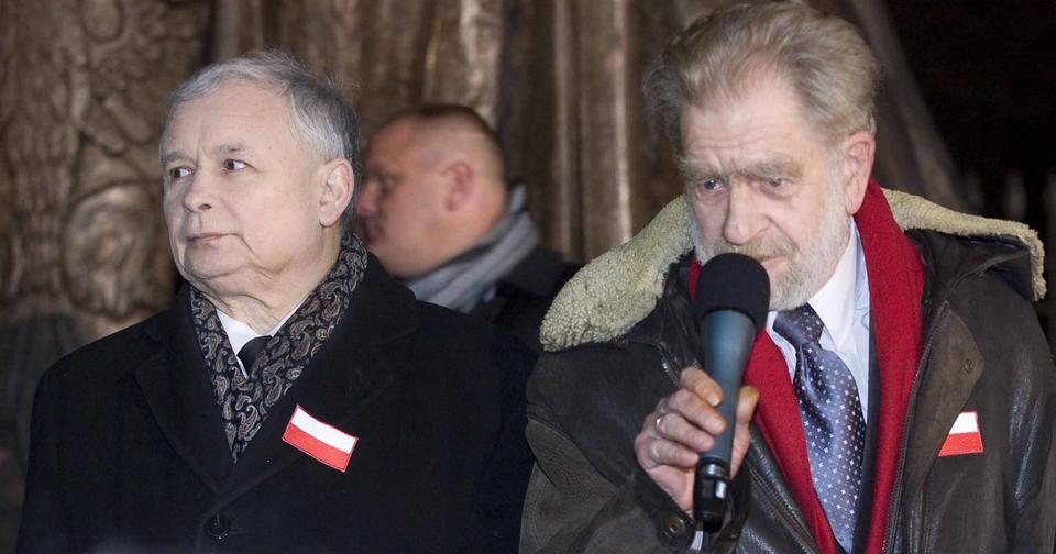 Jarosław Kaczyński, fot. PAP/Paweł Kula