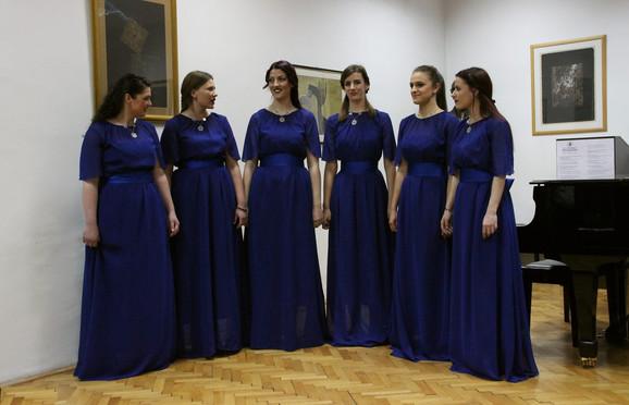 Ženska pevačka grupa AU UNIBL