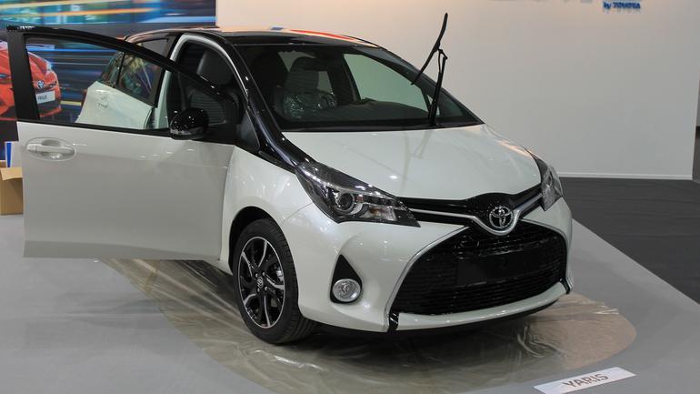 Toyota zaprezentowała swoje najlepsze hybrydy