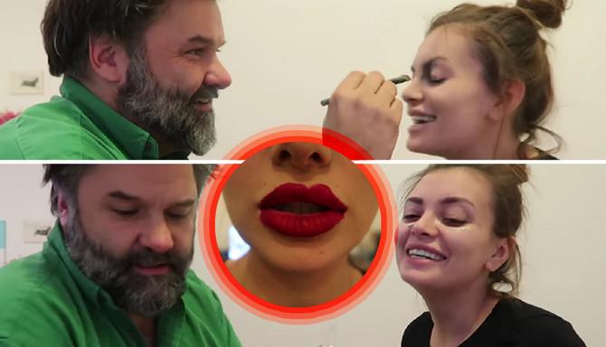 Kad te muž šminka, to ovako izgleda